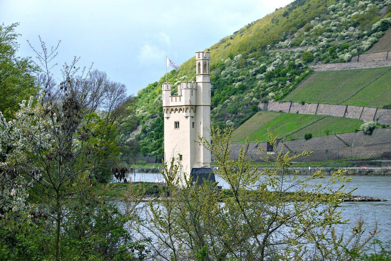 Mäuseturm in Bingen am Rhein